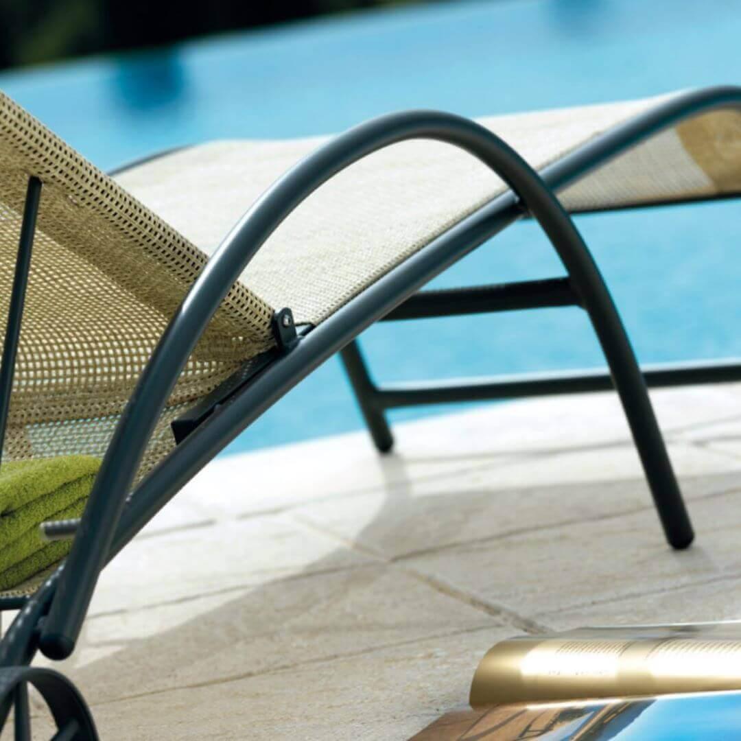 Relax a bordo piscina - Park (lettini da piscina)