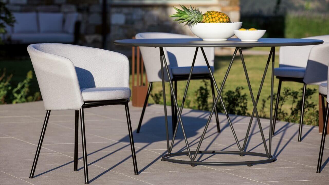 Wine Lounge Bar - Desiree Fabric