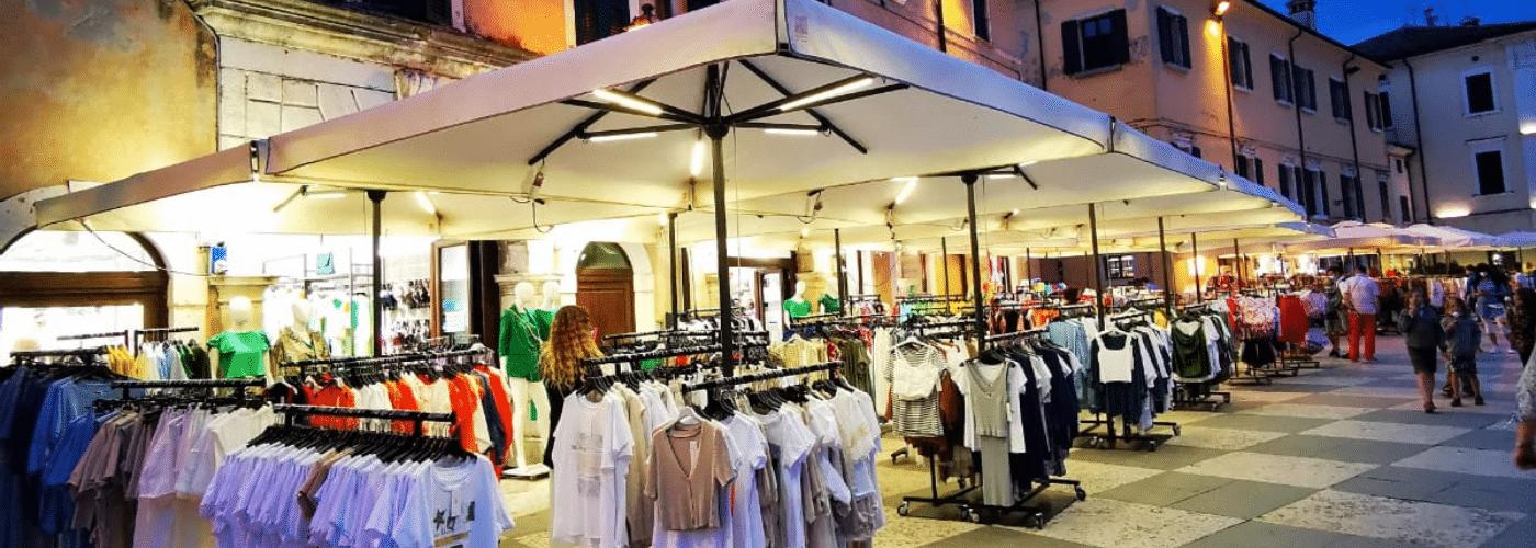 Ombrelloni centro storico - Professional di Gaggio a Lazise